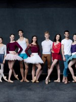 You dance Apprentices 2014.  Photo:  Sian Richards.