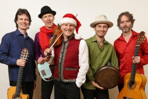 Sultans of String Christmas photo